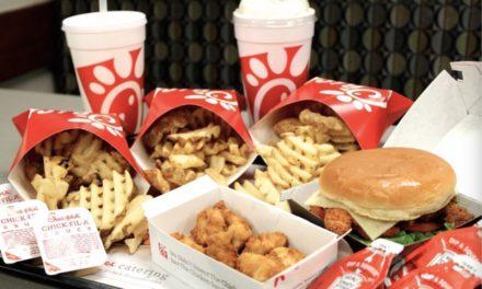 远离KFC,这些炸鸡快餐店才值得光顾