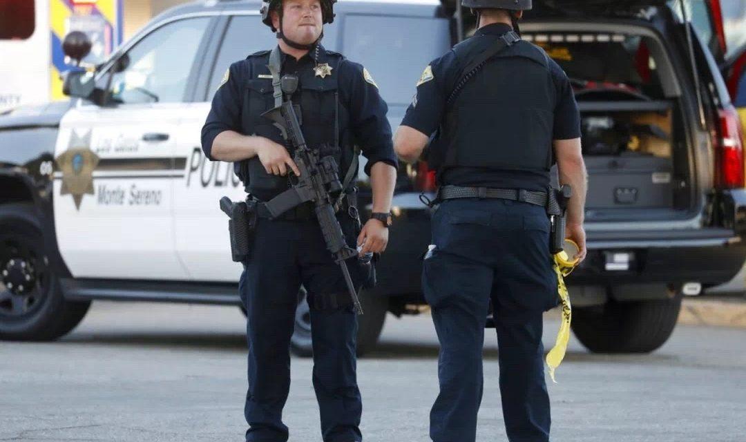 上周大事件 | FBI端了洛杉矶政府,大蒜节撞上枪击案,大家出行千万小心哦!