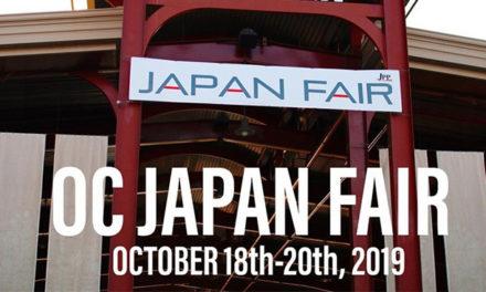 OC Japan Fair | 十月带你去日本玩儿~