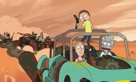 回归就是神作,我们心里都住着看似奇怪的Rick and Morty