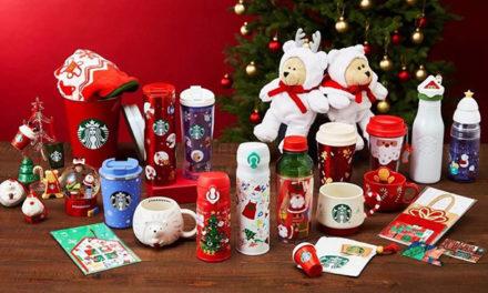 又要抢| 星巴克的圣诞纸杯11月回归!这些节日限定根本让人无法抵抗!