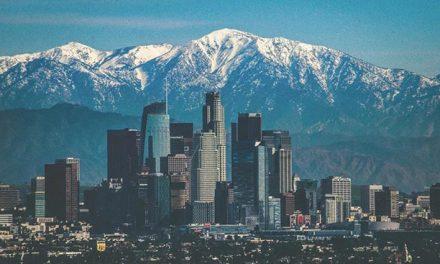 好景|加州的初雪,是你没见过的人间胜景