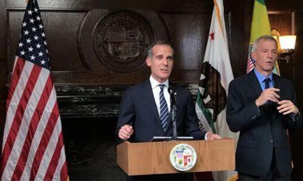 快讯 | 这段日子只能考外卖度日了! 洛杉矶市长下令关闭…