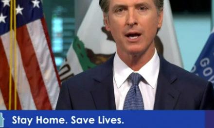 加州24小时内疫情死亡人数破最高纪录!州长纽森表示现在开放为时尚早!