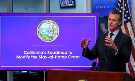 真的!加州州长纽森已考虑重启经济?!专家预测此举将造成更多死亡!给洛杉矶校长霸气防疫点赞!