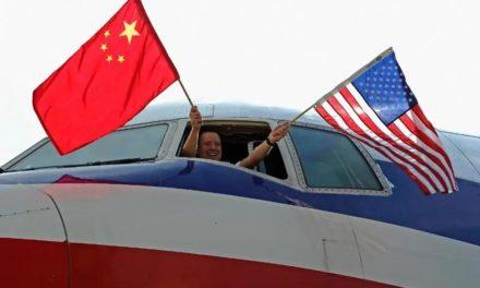留学生回国新希望!中美航班每周4班!加州美甲店本周五开放!