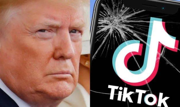 强盗行为!特朗普给字节跳动45天时间将TikTok卖给微软!