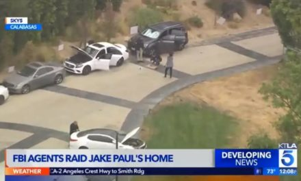不作死不会死!油管网红Jake Paul疫情开趴被FBI搜查!