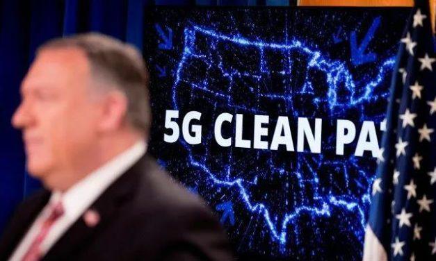 他急了!美国宣布「清洁网络」计划全面限制中国科企!禁止中国APP/云端/通信!