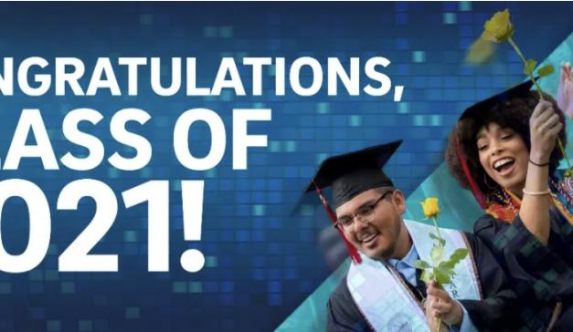 """加州各大学2021毕业典礼花样百出,变形金刚队全程 """"车上毕业"""" 可还行?"""