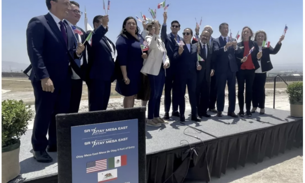 加州和墨西哥边境将要开通新的入境点,自驾游去墨西哥终于不用排长队了!