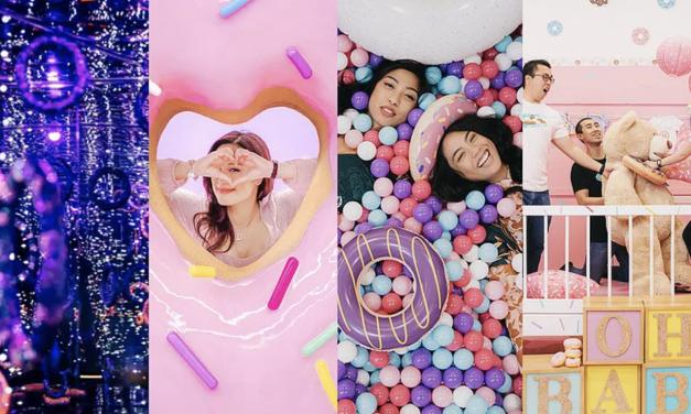 橙县最大室内甜甜圈主题博物馆,你去打卡了吗?
